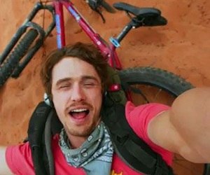 james franco and 127 hours image