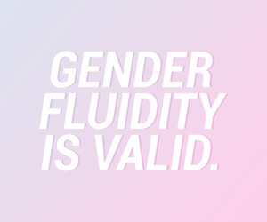 aesthetic, gender, and gender roles image