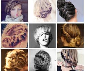 braids, nice, and cute image