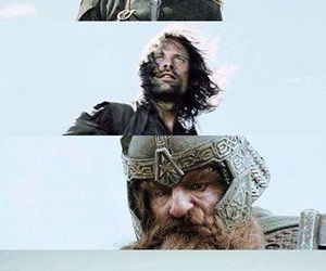 aragorn, Legolas, and gimli image