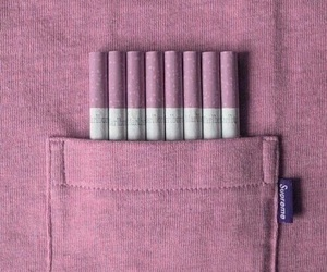 cigarettes and pink image