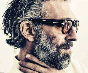 beards and Vincent Cassel image