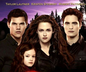 bella swan, edward cullen, and jacob black image
