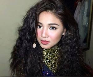 actress, hair, and asia image