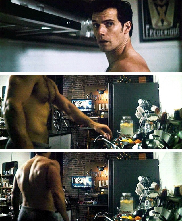 Probably One Of The Best Moments In Batman V Superman