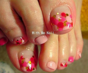 toes image