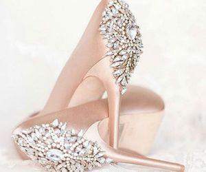 bridal, pink, and plush image