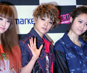 f(x), victoria song, and krystal jung image