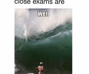 exam, school, and funny image