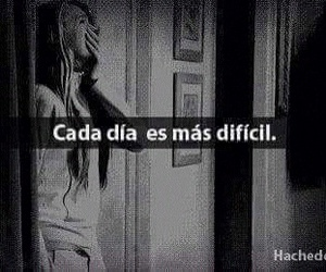 difficult and frases image