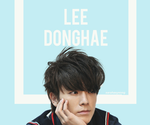 donghae, edit, and junior image