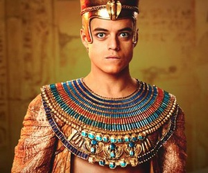 night at the museum and rami malek image