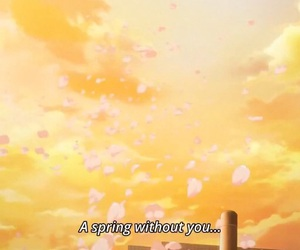 anime, kousei arima, and your lie in april image