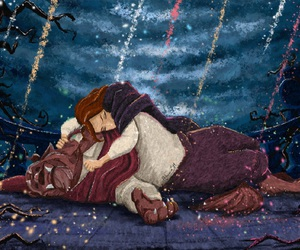disney, love, and beauty and the beast image