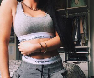 Calvin Klein, fashion, and body image