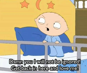 family guy, funny, and love image