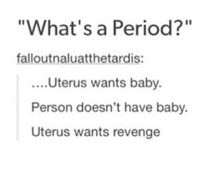 period, funny, and quote image