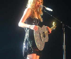 concert, sparks, and Taylor Swift image