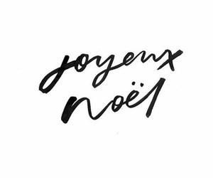 joyeux noel, noël, and joyeux image