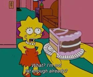HAHAHA, The Simpson, and lisa image