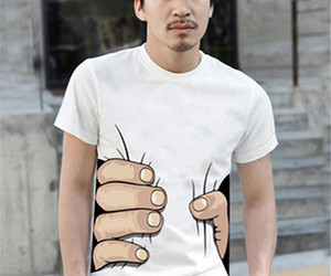 t-shirt and funny image