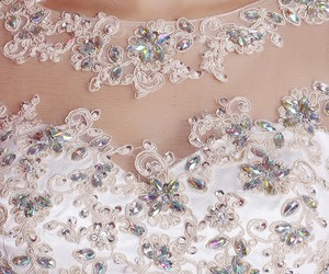 dress, glamour, and luxury image