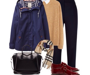blogger, Burberry, and fashion image