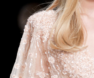 fashion, dress, and elie saab image