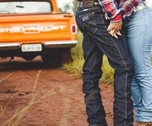 boots, country, and couple image