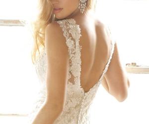church, fashion, and wedding image