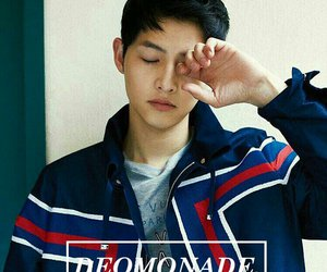 actor, handsome, and songjoongki image