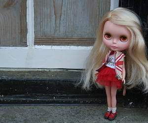 blythe, doll, and cute image