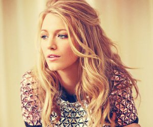 blake lively, gossip girl, and serena image