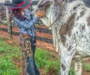 Cowgirl image