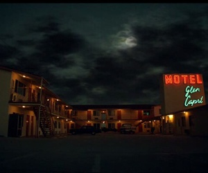 motel and teewolf image