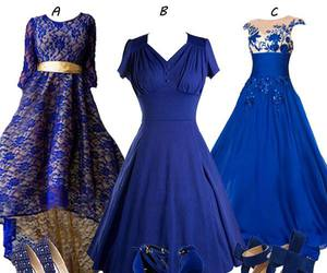 fashion, party dress, and shoes image