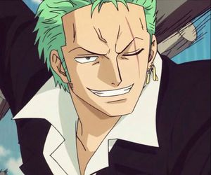 zoro and one piece image