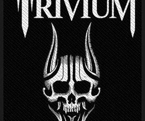 band, metal, and trivium image