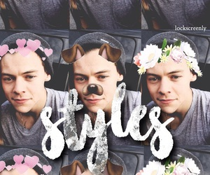 Harry Styles and 1d image