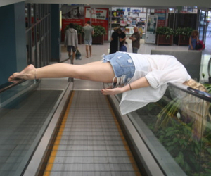 girl and planking image