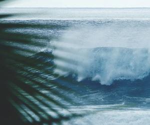 paradise, travel, and waves image