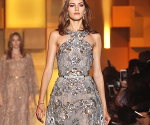 elie saab, fashion, and haute couture image