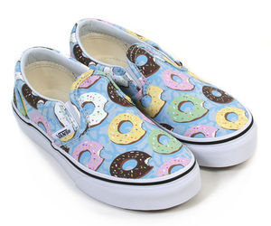donuts, fashion, and shoes image