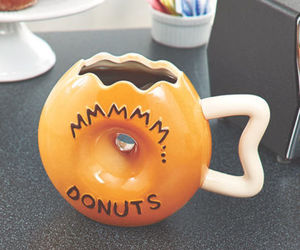 donuts and mug image