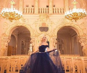 beautiful, elegant, and feminine image