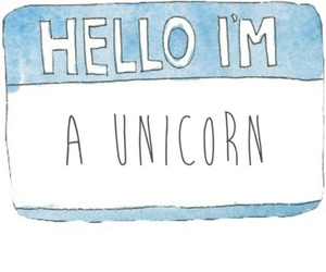 unicorn, hello, and overlay image