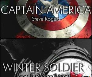 Avengers, buck, and bucky image