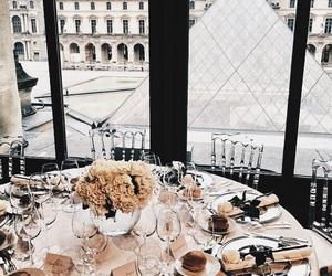 paris, luxury, and food image