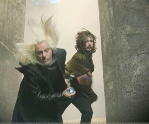 harry potter, sirius black, and lucius malfoy image
