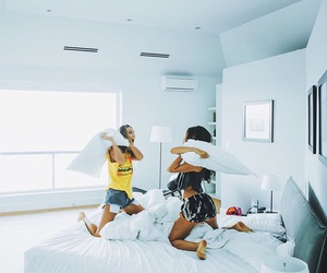friendship, sleepover, and vibes image